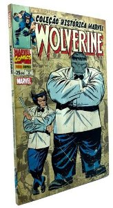 Wolverine : Volume 2 - Coleção Histórica Marvel