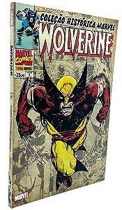 Wolverine: Volume 4  - Coleção Histórica Marvel
