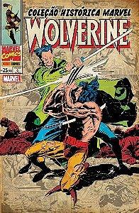 Wolverine: Volume 6 - Coleção Histórica Marvel
