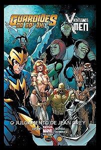 Guardiões da Gálaxia & Novíssimos X-Men - O Julgamento de Jean Grey