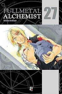 Fullmetal Alchemist - Edição 27
