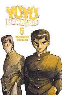 Yu Yu Hakusho - Voume 5