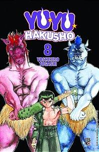 Yu Yu Hakusho - Volume8