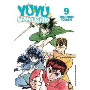 Yu Yu Hakusho - Volume 9