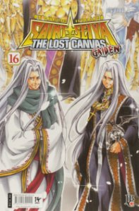 Os Cavaleiros do Zodíaco: The Lost Canvas Gaiden - Volume 16