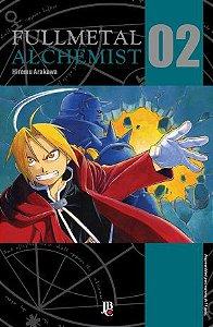 Fullmetal Alchemist - Edição 2