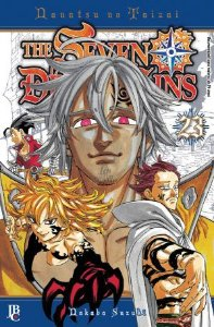 The Seven Deadly Sins - Volume 23