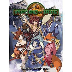 Jogo de RPG - Império de Jade
