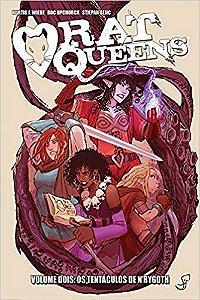 Rat Queens: Os Tentáculos de N'rygoth - Volume 2