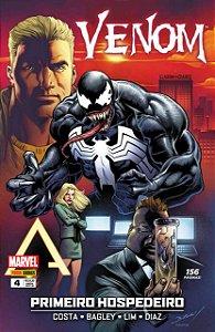 Venom: Primeiro Hospedeiro - Volume  4