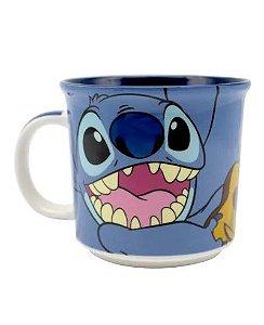 Caneca Stitch - Lilo e Stitch
