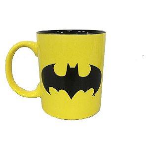 Caneca Batman Amarela