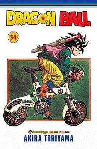 Dragon Ball  - Edição 34