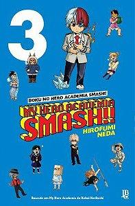 My Hero Academia Smash - edição 3