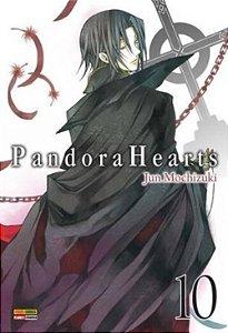 Pandora Hearts  - Edição 10