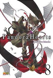 Pandora Hearts  - Edição 8
