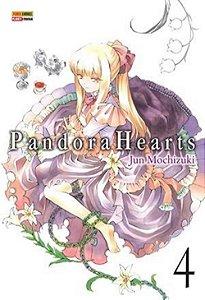 Pandora Hearts  - Edição 4