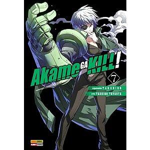 Akame Ga Kill - Edição 7