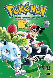 Pokemon Red Green Blue - Edição 2