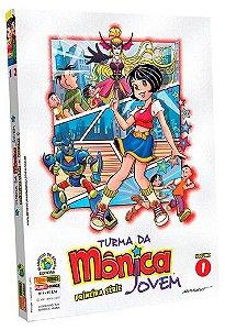 Turma da Mônica Jovem: Primeira Série - Volume 1 e 2
