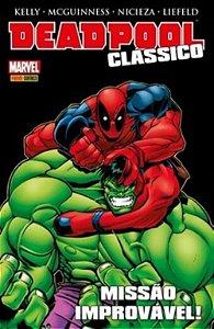 Deadpool Clássico - Edição 02