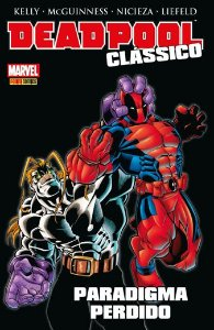 Deadpool Clássico - Volume 3