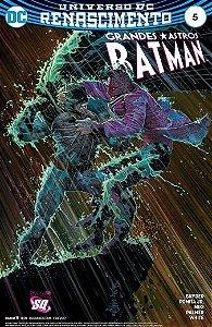 Grandes Astros Batman: Renascimento - Edição 5