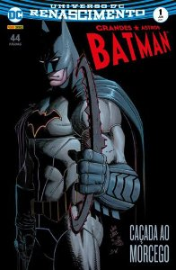 Grandes Astros Batman: Renascimento - Edição 1