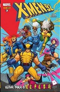 X-Men' 92 - Edição 3