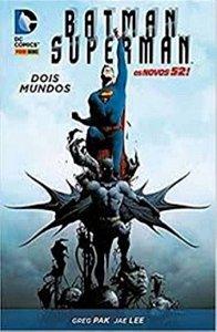 Batman e Superman :  Dois Mundos