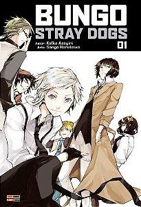 Bungo Stray Dogs - Edição 1
