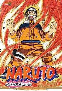 Naruto Gold -  Edição 26