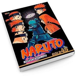 Naruto Gold -  Edição 45