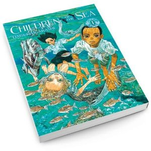 Children of the Sea - Edição 1