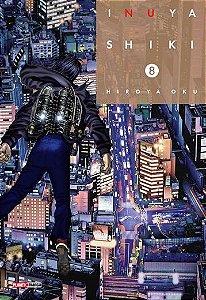 Inuyashiki - Edição 8