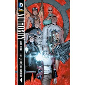 AUTHORITY - Volume 4