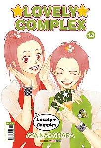 Lovely Complex - Edição 14