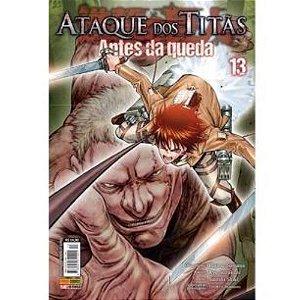 Ataque dos Titãs: Antes da Queda - Edição 13