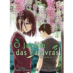 O Jardim das Palavras  -  Volume 1