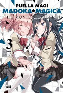 Madoka Magica: The Movie Rebellion - Volume 3