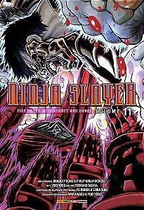 Ninja Slayer - Edição 11