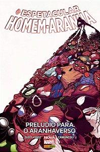 O Espetacular Homem-Aranha: Prelúdio para o Aranhaverso - Volume 3