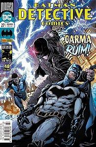 Detective Comics:  Carma Ruim!