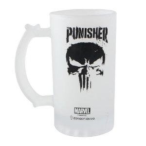 Caneca de Chopp Punisher