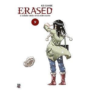 Erased - Edição 9