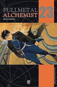 Fullmetal Alchemist - Edição 23