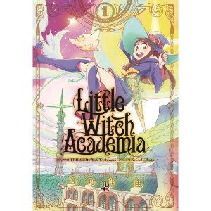 Little Witch Academia - Volume 1