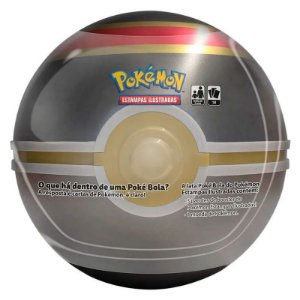 Lata Pokébola de Luxo -  Pokémon