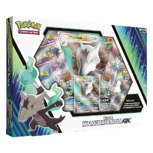 Box Pokémon - Marowak de Alola-GX