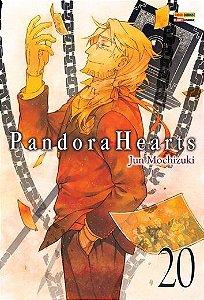 Pandora Hearts - Edição 20